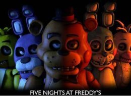 FNAF 2 Realistic Light Office & Exotic Butters HD Mod 1