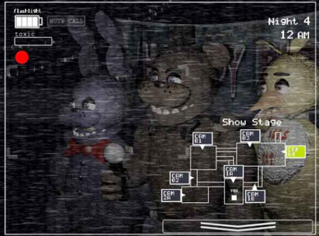 The Return To Freddy's Android Ports Collection (Official) 2