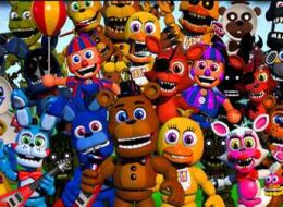FNaF World DEMO 10