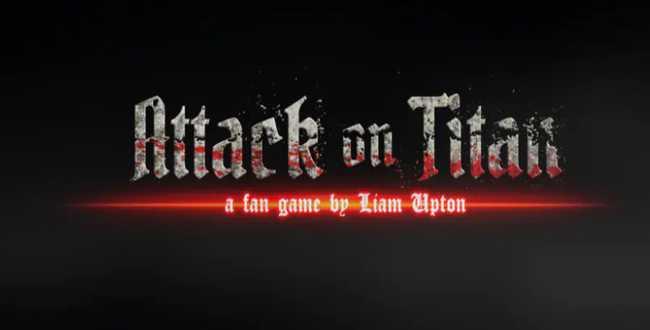 Download Liam's Attack on Titan fan game
