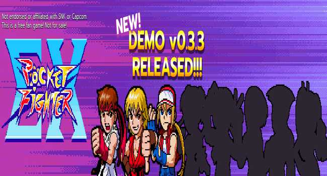 Download Pocket Fighter EX