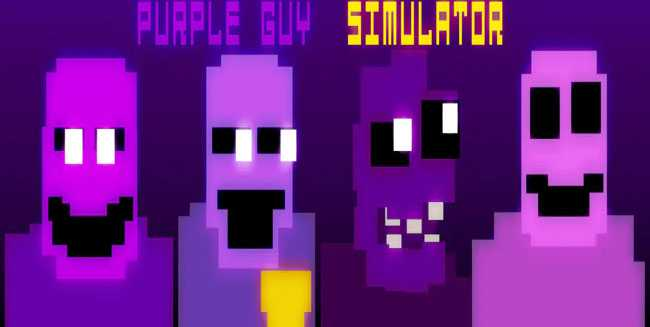 Download Purple Guy Simulator