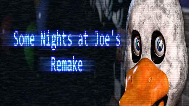 Some Nights at Joe's Remake