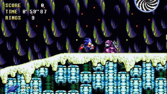 Sonic the Hedgehog Time Twisted Android APK 1