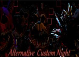 Alternative Ultimate Custom Night download for pc
