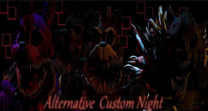 Alternative Ultimate Custom Night download for pc