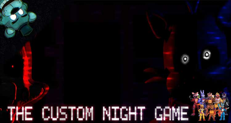The Custom Night Game Download for PC