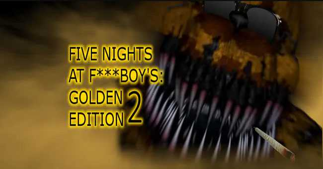 Five Nights at F***boy's: Golden Edition 2 download for pc