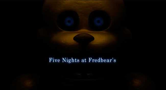 Five Nights at Fredbear's download for pc