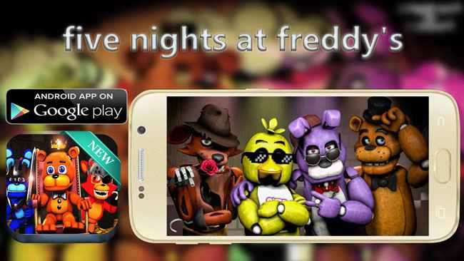 Five Nights at Freddy's 1 (FNAF) APK for Android Free Download