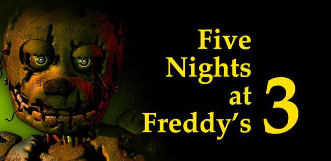 Five Nights at Freddy's 3 (FNAF 3) APK for Android free download