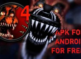 Five Nights at Freddy's 4 (FNAF 4) APK for Android Free Download
