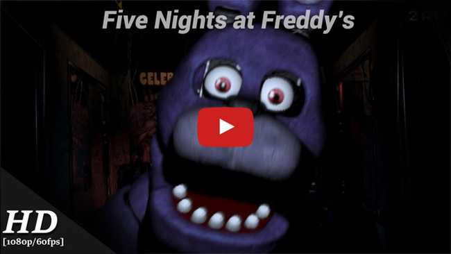 Download Free Five Nights at Freddy's APK for Android