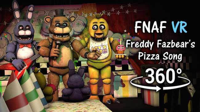 Five Nights at Freddy's ( FNAF) VR 360 APK download free