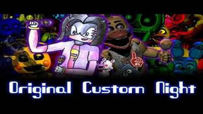 Five Nights at Freddy's: Original Custom Night Free Download