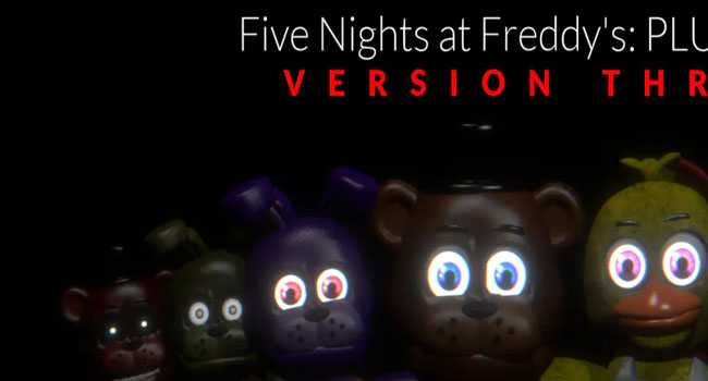 Five Nights at Freddy's:PLUSHIES V3 download free for pc