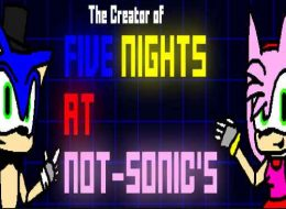 Five Nights At Not Sonic's Free Download