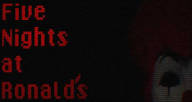 Five Nights at Ronald's download for PC