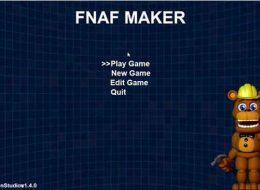 FNAF Maker Free Download