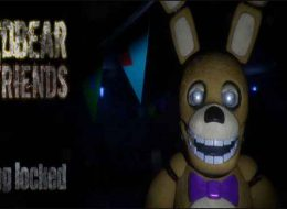 Fredbear and Friends: Spring locked Free Download