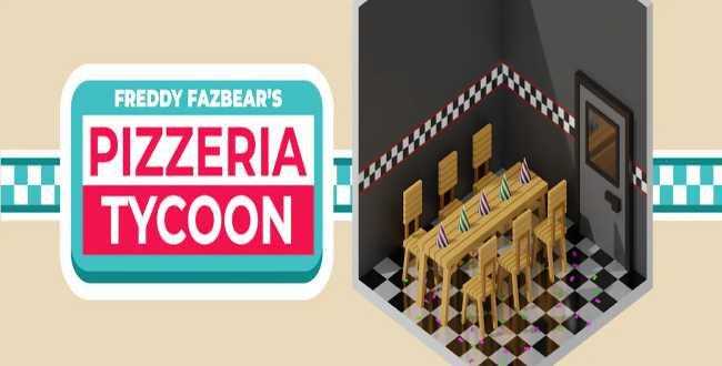 Freddy Fazbear's Pizzeria Tycoon Download Free
