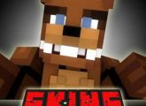 Download Free Skins FNAF for Minecraft APK for Android