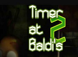 Timer at Baldis 2: 2nd Grade download for pc