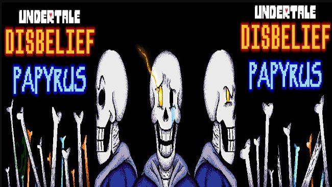 Undertale: Disbelief Papyrus download for pc