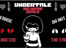 Undertale: No More Deals download free for pc
