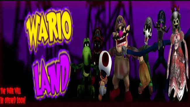 Wario Land (FNAW FanGame) Free Download