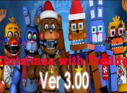 Christmas with Freddy's Free Download APK Android