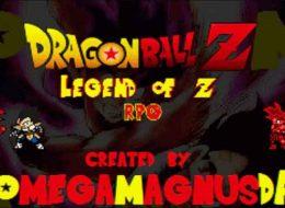 Dragon Ball Z: Legend of Z RPG Free Download