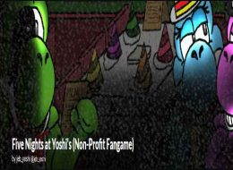 Five Nights at Yoshi's (Non-Profit Fangame) Free Download