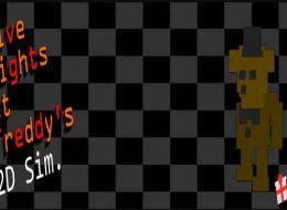 FNaF 2D Simulator Free Download